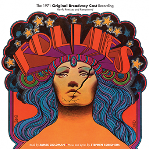 FOLLIES The 1971 Original Broadway Cast Recording
