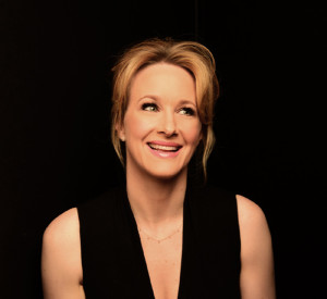"""Katie Finneran performs her show """"It Might Be You –  A Funny Lady's Search for Home"""" at 54 Below. Photo  Credit: Shervin Lainez"""