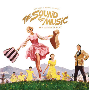 50th Anniversary release of The Sound of Music Soundtrack
